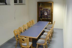 Kommandoraum der Feuerwehr Freinsheim